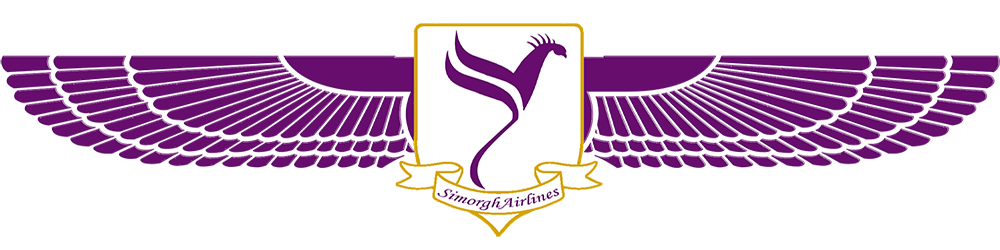Simorgh Airlines ®️ | Flying to the Most Countries‎